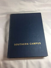 1958 UCLA BRUINS SOUTHERN CAMPUS YEARBOOK W JOHN WOODEN PICTURED