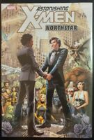 ASTONISHING X-MEN #1 Northstar (HC Hardcover) (MARVEL Comics) ~ VF/NM Book