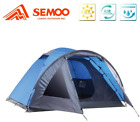 SEMOO 3 Person Camping Tents 4-Season Double Layers Lightweight Family Tent Easy