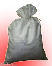 10 x Sandsack,Sandsäcke, PP- Gewebesäcke  40x60 cm / Hochwasser