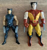 Marvel Universe Wolverine Lot Of 2 Action Figures