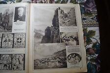 1918 Illustrierte 16 Leukerbad Gemmipass Odessa Schlachtfeld Peronne