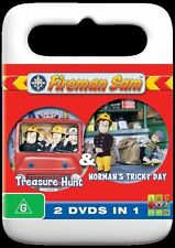 Fireman Sam - Norman's Tricky Day / Treasure Hunt