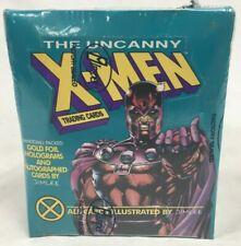 1992 Impel Marvel The Uncanny X-men 36 PK Cards Factory Seal Wolverine Cover Art