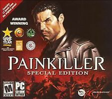 Painkiller: Special Edition (PC, 2005) CD Rom Mature