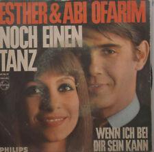 """ESTHER & ABI OFARIM - Noch un Tanz - PHILIPS 345 754 Pf - 7 """" (K774)"""