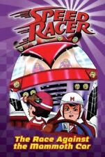 """Race Against the Mammoth Car: (Speed Racer: #4) Hard Cover: """"NEW"""" (BUY 2,SAVE 2)"""