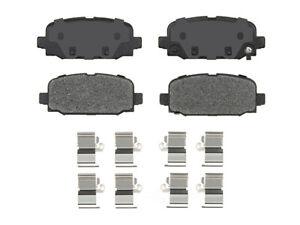 Disc Brake Pad Set-Premium Semi-Metallic Brake Pads Rear fits 17-20 Jeep Compass