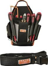 Bahco Electricians Tool Pouch Kit B4750-ETK - 12 Piece Set, screwdrivers, cutter