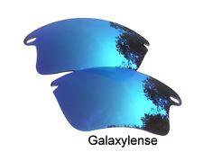 GALAXY Lenti di ricambio per OAKLEY FAST GIACCA XL blu ghiaccio colore