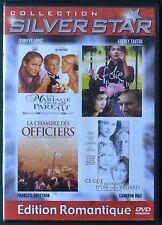 Coffret DVD 4 films Collection Silver Edition romantique