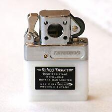 Vector Thunderbird Butane Flame Insert - Single Side Flame - Lighter Case Zippo