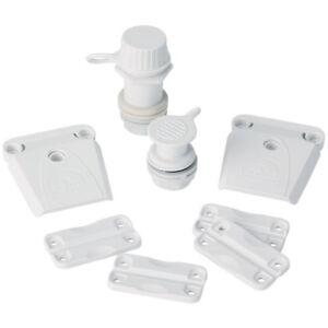 IGLOO Ice Chest Universal Parts Kit - White