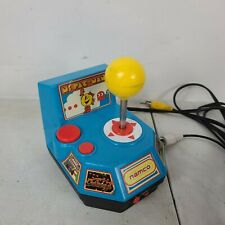 Ms. Pacman 5 in 1 Plug And Play TV Video Game 2004 Jakks Pacific Namco - Tested