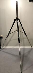 "Samson Large Format Aluminum Telescope / Camera Tripod #7301 Heavy Duty 40""-78"""