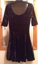 New Look Polyester 3/4 Sleeve Skater Dresses for Women