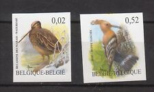 (*) BELGIE ONGETAND OBP nrs. 3199/00 ND, ongetand m. rugnrs. Cw. € 100,-- Birds
