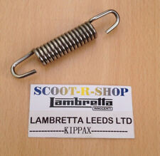 LAMBRETTA GP-LI-SX-TV STAINLESS STEEL CENTRE STAND SPRING - HEAVY DUTY. NEW