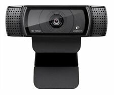 Logitech HD Pro C920 Web Cam video camera 960-001055 SKYPE HD
