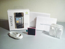 Apple iPod nano 6th Generation Pink (16 GB)  New! 90 Day Warranty!  (MC698LL/A)
