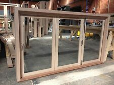 TIMBER BIFOLD WINDOWS / BI-FOLD WINDOWS & DOORS VIC ASH TIMBER BRAND NEW!