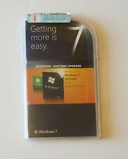 Microsoft  Windows 7 Home Premium to Win 7 Ultimate  Anytime Upgrade