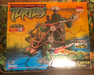 Pogo Hopter 🐢Teenage Mutant Ninja Turtles 2002 MOC Playmates Toys CN