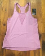 Nike Zonal Cooling Dry Running Tank Top Womens Sleeveless Orchid 831506 565 Sz M
