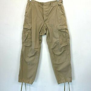 US Military 8415-01-084-1346 Uniform Combat Pants size S Vitin Garment Mfg P1