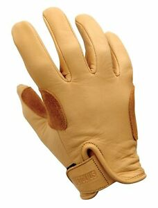 Metolius Full Finger Belay Gloves (Medium) - Rock Climbing, Rescue, Rope Access