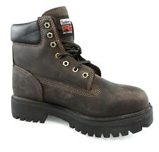 """TIMBERLAND PRO DIRECT ATTACH 6"""" Waterproof Insulated Boots Mens Shoes 7.5 41"""