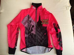 Sugoi NYC Bicycle Cycling Jacket / Windbreaker, Adult XS / Extra Small