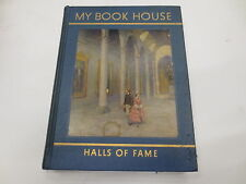My Book House Index Halls of Fame Volume 12 Olive Beaupre Miller hardcover