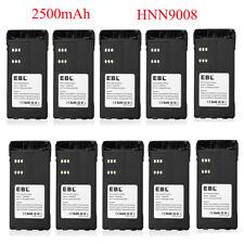 2500mAh Hnn9008 Battery for Motorola Pro5150 Ht750 Ht1250 Gp328 Ht1550 Hnn9009