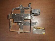 82 Honda Nighthawk CB 450 sca CB450 Genuine Battery Holder Box Steel Hold Mount