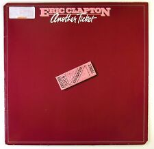 "12"" LP - Eric Clapton - Another Ticket - C1993 - washed & cleaned"