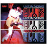 CD ELVIS PRESLEY- LIVE IN VEGAS- LAS VEGAS AOUT 1969 - FOLLOW THAT DREAM