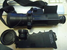 CAMERA CYCLOP-1 MADE IN RUSIA military NIGHT VISION SPARES OR REPAIR WITH GRIP