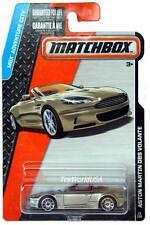 2015 Matchbox #18 MBX Adventure City Aston Martin DBS Volante