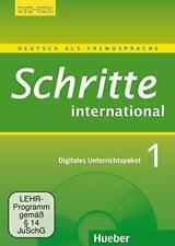 Pasos International 01. enseñanza digital paquete: alemán... | PC | nuevo New