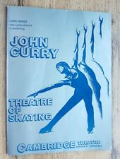 More details for john curry - theatre of skating - cambridge theatre - 1977 - good condition