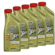 5 Litri olio Castrol edge professional 5w30 Longlife III