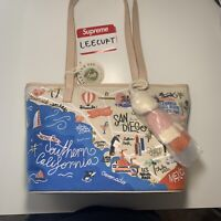 Spartina 449 California Large Tote Bag - New