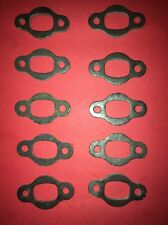 10 pcs Muffler Exhaust Gasket for 66cc 80cc Motorized Bicycle Race Port Matched