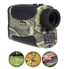 6x25 Long Range Laser 700Yd Range Finder Speed Measure For Hunting Golf Handheld