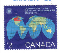 1983  Canada Commonwealth Day  $2 Usrd