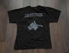 The Australian Pink Floyd Show T Shirt 2010 Tour Size XL *F0827