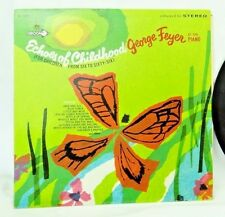 George Feyer - Echoes of Childhood (Decca DL 74907 Stereo)