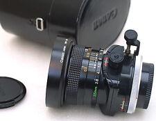 Canon FD TS 35mm 2.8  S.S.C  _____________ Tilt / Shift Objekiv FD Mount