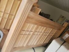 King size bedroom suite furniture used 7 pieces